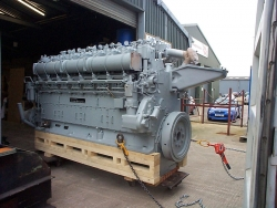 ESL8 Mk2 Engine despatch